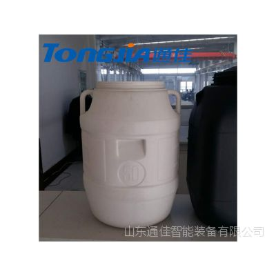 山东25公斤小型化工桶吹塑机生产厂家 25L桶生产机器价格