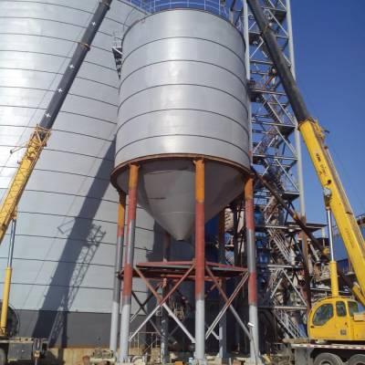 大型粉煤灰储库厂家电话-聊城明傲万吨钢板仓