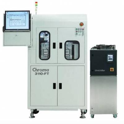 Chroma/致茂台湾3110-FT三温测试分类机
