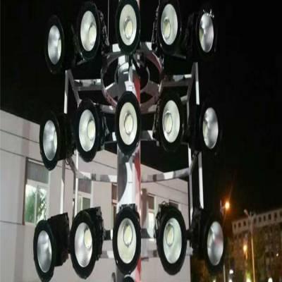 室外照明球场LED高杆灯 厂家订做各种高度 广场高杆灯 量大价优