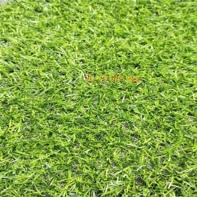 天台铺假草皮 围挡外假草皮 仿真草的安装