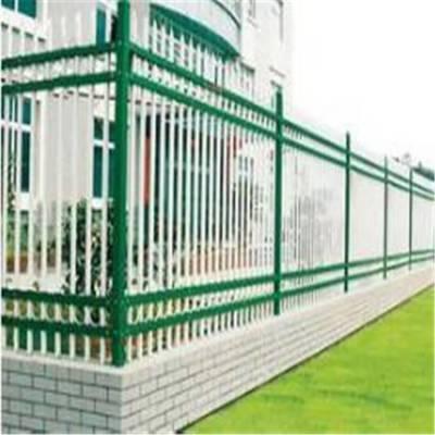 河南开封尉氏铁艺护栏 铁艺栏杆 别墅铁艺围墙围栏是什么样的
