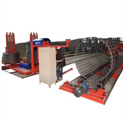 厂家生产钢筋笼滚焊机 数控钢筋笼成型机 数控钢筋笼卷笼机