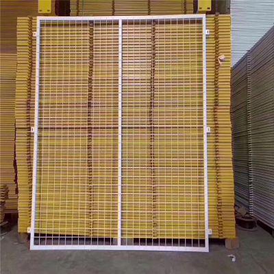 室内框架铁丝网 车间隔离栅价格 邢台包塑铁丝网批发