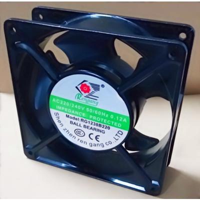 汽车充电桩专用12038直流风扇(深圳仁钢厂家直销)