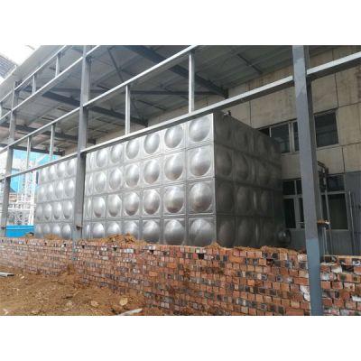 36吨不锈钢焊接水箱公司-绿凯水箱质优
