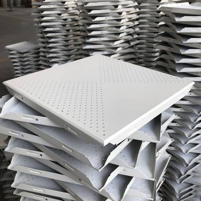 卫生间铝扣板吊顶 300X300铝扣板