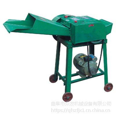 牧草加工设备 大型多功能铡草机 玉米秸秆铡草机