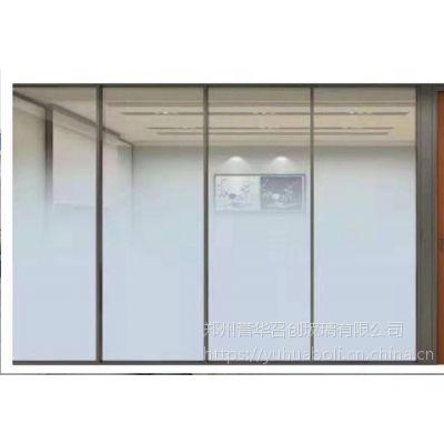 河南郑州誉华召创供应雾化玻璃/渐变玻璃/卫生间隔断/屏风/淋浴房