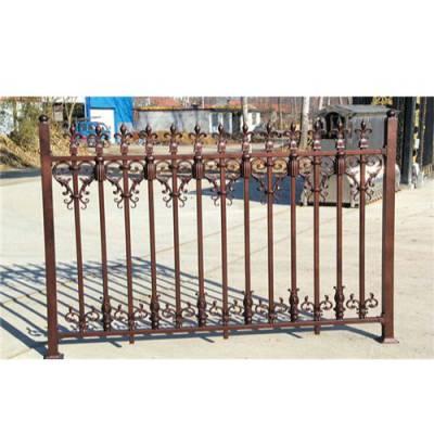 阳台铝合金护栏价格 别墅铝合金护栏厂 鲁恒 阳台铝合金护栏厂家