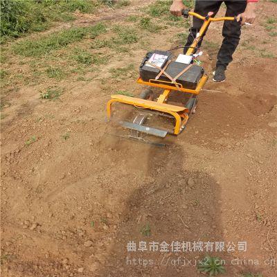 多功能小型电动开荒锄地机-金佳电动锄草机-充电除草机批发