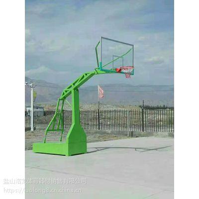 陕西篮球架厂家价格 移动式篮球架价格哪里卖