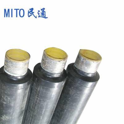 民通定制 DN30~220 聚氨酯硬质泡沫预制保温管价格