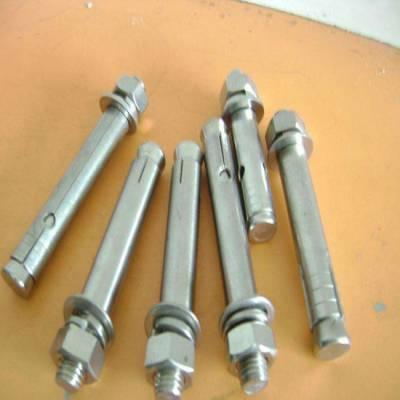 镀锌膨胀螺栓厂家-镀锌膨胀螺栓-致电永年缔造紧固件(查看)