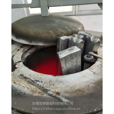 熔铝炉 铸铝熔炼炉 压铸熔炉 电机转子铸铝熔炼炉 可非标定制