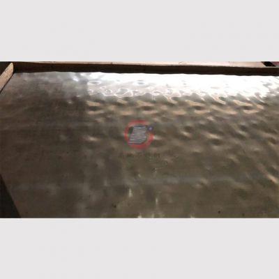 佛山304玫瑰金不锈钢镜面水波纹价格 _不锈钢镜面水波纹板专业电镀玫瑰金厂家