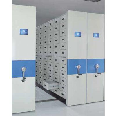 底图柜密集柜 转盘式工程图纸柜 图纸密集柜定制 厂家直销定制保用10年