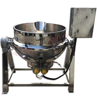 香坊不锈钢夹层加热搅拌锅华之翼出品500L不锈钢夹层加热搅拌锅