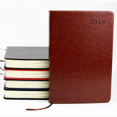 笔记本定制 定做日历版记事本效率手册