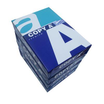 全木浆出口古巴A4纸80g资料打印 传真打印纸单包500张5包/箱工厂