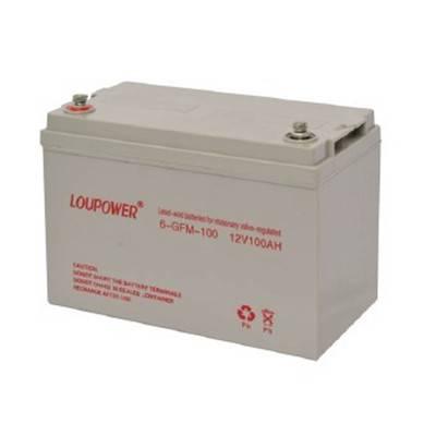 莱力蓄电池6-GFM-150-12V150AH莱力电池铅酸免维护直流屏电源