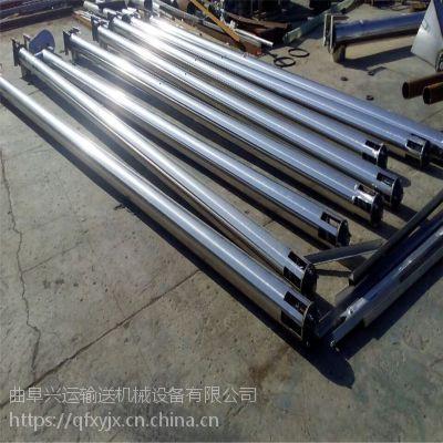 不锈钢方进料斗上料机 tl20片状塑料201不锈钢加料机