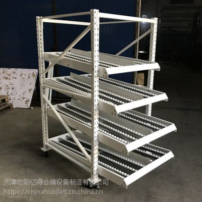 厂家供应天津北京河北仓储货架流利条货架