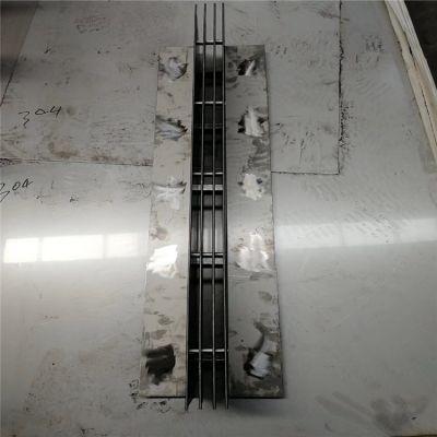 金聚进 304不锈钢雨水篦子 缝隙式不锈钢排水沟盖板