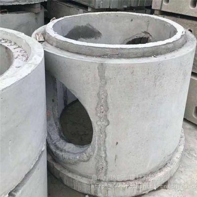 济南水泥检查井 水泥排污管道