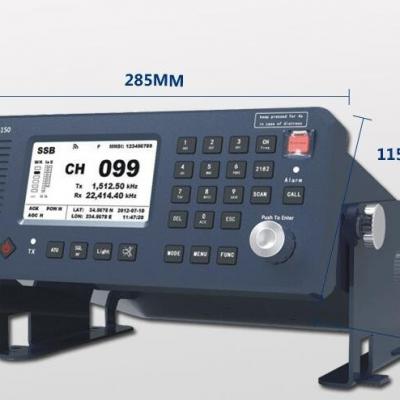 中高频 WT-B150船用电台船用通导设备 中电科电台设备 CCS船检认证