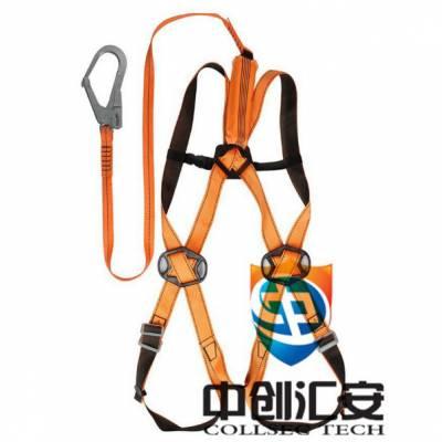 代尔塔经济型安全带506101坠落防护全身式安全带