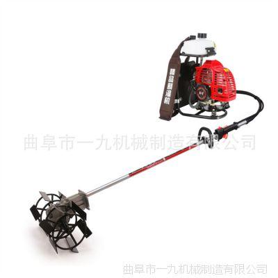 單位綠化草坪專用簡易打草機 多功能鋤草機 一九機械 質保兩年