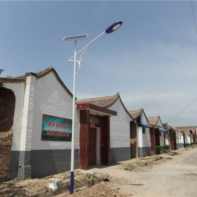 海南自动太阳能路灯厂家价格