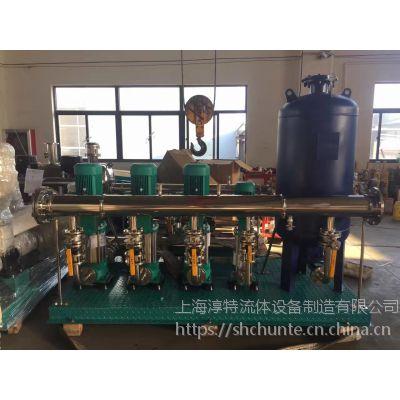 生活变频恒压成套供水设备/恒压变频供水设备系统