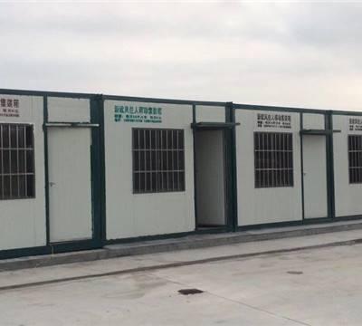 欧风铁艺适用性强-双层住人集装箱价格-江山双层住人集装箱