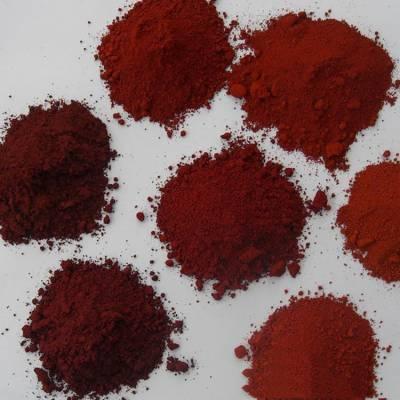 热销梧州氧化铁红 涂料着色氧化铁红批发钦州市