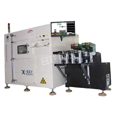 芯片缺陷检测-电路板电容器保险丝-日联科技制造