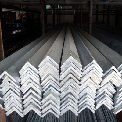 唐山镀锌角铁价格_56*56*5等边角钢米重4.25千克