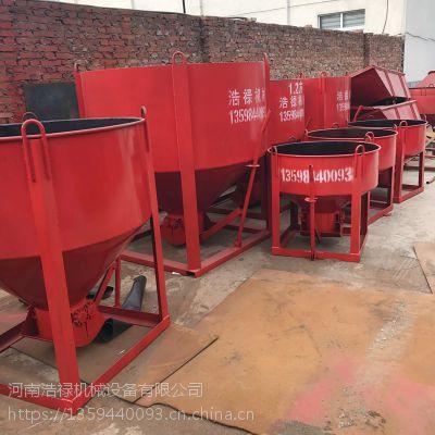 建筑倒灰方便的料斗浇筑混凝土施工混凝土泵配件料斗批发厂家