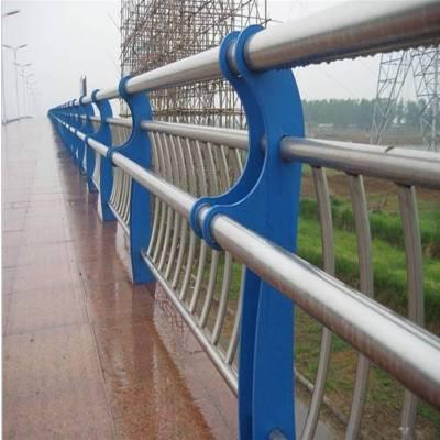 四川桥梁护栏网不锈钢复合管天桥栏杆道路桥梁防撞护栏