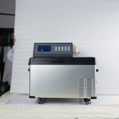路博建业LB-8000D蠕动泵吸入小体积水质采样器_环境监测站水质自动采样器报价