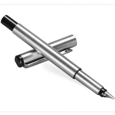 Parker派克威雅钢杆白夹钢笔团购 会议礼品周年庆典商务礼品 免费刻字