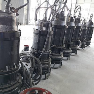 成都沃泉坚固沙砾泵 耐腐蚀煤渣泵 排污泵 电动380v
