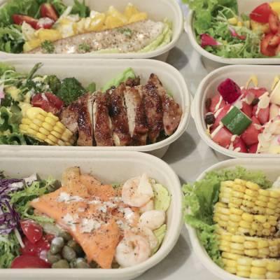 想要开家轻食店 轻食简餐培训 沙拉做法哪里教