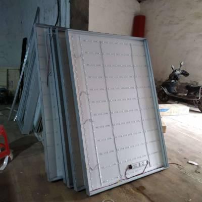 供应银川拉布灯箱的制作与户外安装 超薄灯箱 水晶灯箱