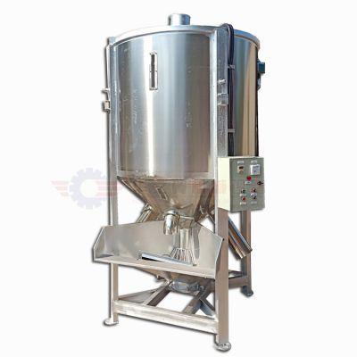 抚松县瓶子生产厂订制搅拌机 热风塑料瓶破碎料搅拌机厂家华之翼