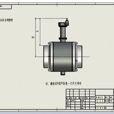加长杆全焊接球阀的技术优势
