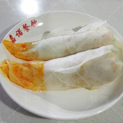 网红小吃芙蓉饼去哪里学 西安手工辣条口袋馍培训