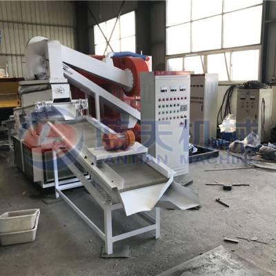 蓝天废线铜米机 干式电线铜米机器 铜塑分离机价格 铜米机粉碎机厂家