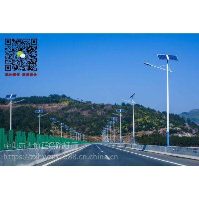 广东太阳能路灯厂家对道路LED节能改造工程的分析